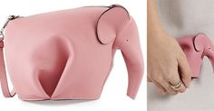Honey Hill Way: Inspiration: LOEWE elephant purse