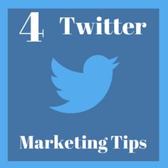 4 #Twitter Marketing Tips. | http://marcguberti.com
