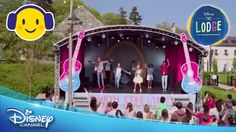 The Lodge - Bringing Better Back (videoklip). Pouze na Disney Channel!