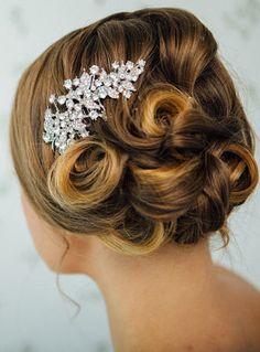Wedding Hair Accessories / Bridal Headpiece