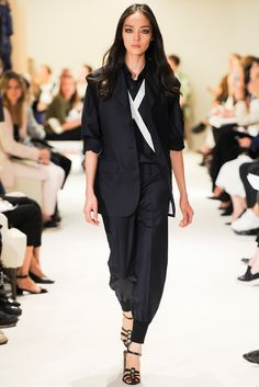 Sonia Rykiel Spring 2015 Ready-to-Wear Fashion Show - Fei Fei Sun (Elite)
