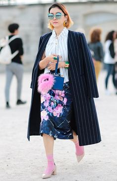 See All the Standout Street Style from Paris Fashion Week Spring 2017