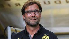 Liverpool step up Jurgen Klopp pursuit