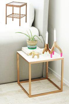 M s de 1000 ideas sobre mesas auxiliares en pinterest for Mesa auxiliar plegable ikea
