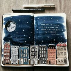 Elspeth McLean – A Story of an Artist's Struggle, Learning and Victory – 2019 - Scrapbook Diy Album Journal, Scrapbook Journal, Art Journal Pages, Art Journals, Journal Ideas, Drawing Journal, Bullet Journals, Art Journal Backgrounds, Bullet Journal Quotes
