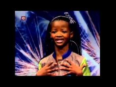 Botlahle: Age 11 - Winner Of South Africa's Talent 2012 - 3 videos