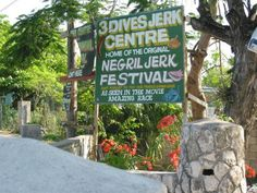 Three Dives - Negril, Jamaica  -- The BEST jerk chicken in Jamaica!