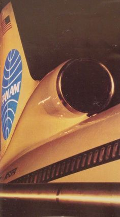 PanAm L1011-500 time table cover circa 1982.