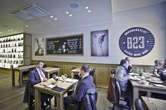 Restaurant B23 in Antwerpen: Culinaire prijsbreker