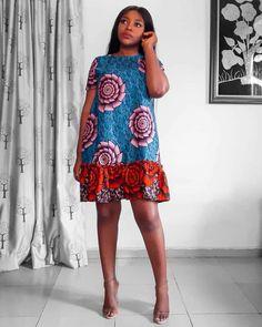 Latest Ankara Dresses, Ankara Short Gown Styles, Short African Dresses, Short Gowns, Latest African Fashion Dresses, African Print Dresses, African Print Fashion, Latest Ankara Short Gown, Kente Styles