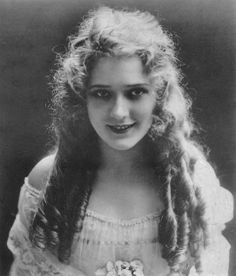 June 24, 1916 ~ Mary Pickford becomes the first female film star to sign a million dollar contract.