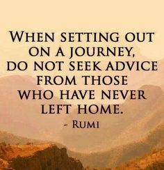 Explore inspirational, thought-provoking and powerful Rumi quotes. Here are the 100 greatest Rumi quotations on life, love, wisdom and transformation. Rumi Quotes, Yoga Quotes, Wisdom Quotes, Positive Quotes, Quotes To Live By, Life Quotes, Inspirational Quotes, Motivational Sayings, Journal Quotes
