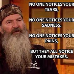 Phil Robertson, Duck Dynasty~♛