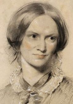 Portrait of Charlotte Bronte painted by George Richmond.