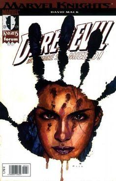 Daredevil. Marvel knights #56