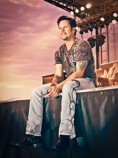 Gary Allan by Roxie1303, via Flickr