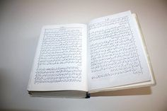 Blue Arabic Language Bible 1966