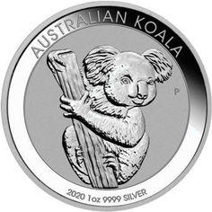 2012 Australian Koala 10c 1//10th oz Unc Silver Coin On Card