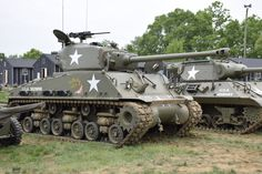US Army Heritage and Education Center, Carlisle, PA - May 2017 Military Weapons, Military Army, Us Armor, Sherman Tank, Ww2 History, Armored Fighting Vehicle, Ww2 Tanks, Battle Tank, World Of Tanks