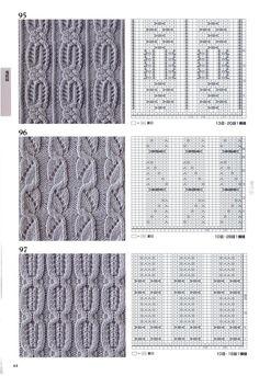 Japonské vzory Paprsky s režimy pro lokalitu * módní pletení * - http://modnoevyazanie.ru.com/