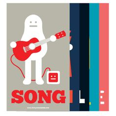 Sticky Monster Lab SML Simple Sticker No.3 Song Open Devil Angel Drive Character #StickyMonsterLab