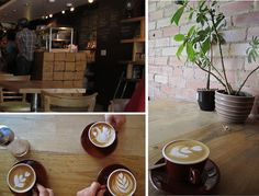 Lit Espresso Bar, Toronto