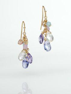 Talbots - Briolette Earrings  - Love!