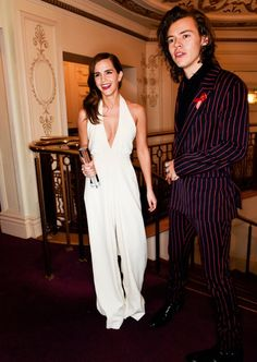 Emma Watson and Harry