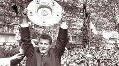 Deutscher Meister Hans Schäfer.