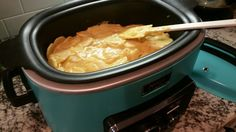 Cheesy Slow Cooker Scalloped Potatoes