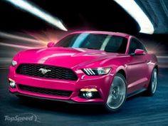 Pink Pony! Ladies???? ;)