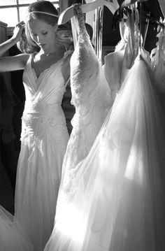 Vestido de novia de Emannuelle Junqueira