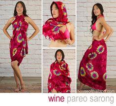 Pareo Sarong thai style
