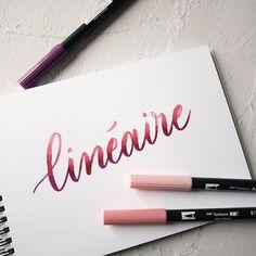 Noëlie | Calligraphique (@calligraphique) • Photos et vidéos Instagram Lipstick, Lettering, Photos, Beauty, Instagram, Paint, Lipsticks, Pictures, Drawing Letters