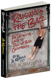 "Dragon Door interviews Al Kavadlo about his new book, ""Raising The Bar."""
