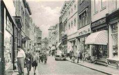 Steenbergsestraat Bergen op Zoom (jaartal: 1950 tot 1960) - Foto's SERC