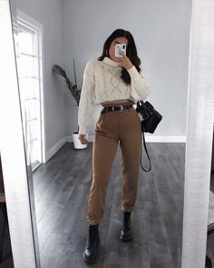 Mar 12 2020 - winter outfits hipster 32 fabulous college fall outfits youll want. - Mar 12 2020 – winter outfits hipster 32 fabulous college fall outfits youll want to copy this … - Winter Outfits For Teen Girls, Fall College Outfits, Cute Fall Outfits, Winter Fashion Outfits, Fall Winter Outfits, Look Fashion, Casual Outfits, Autumn Fashion, College Style