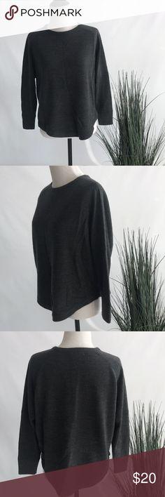 Grey sweater Worn once Sweet Romeo Sweaters Crew & Scoop Necks