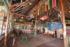 Mozambique Beach Bars – Dino's Beach Bar, Tofo Mozambique Beaches, Wood Plank Flooring, Beach Bonfire, Bahama Mama, Maputo, Beach Shack, Beach Bars, Trendy Tree, Traveling By Yourself