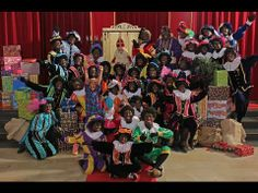 Coole Piet - Een echte Piet (Officiële Videoclip uit De Pietenschool 2013) (HD)