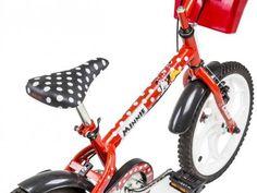 Bicicleta Infantil Caloi Minnie - Aro 16 com as melhores condições você encontra no Magazine Lojaslui. Confira!