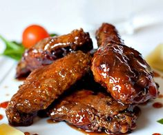 Chicken wings roaster oven recipes