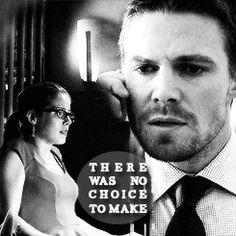 Arrow - Felicity  Oliver #2.7 #Season2 #Olicity