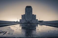 Radio Kootwijk #fotoblog #architecture #artdeco #kootwijk