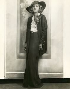 Tallulah Bankhead and her elegant hands