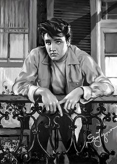 Elvis---#---253---King Creole