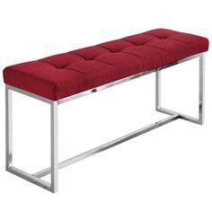Malcolm Upholstered Bedroom Bench