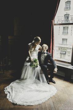 Elegant University Club Wedding  New York City