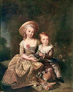 Elisabeth Louise Vigée-Le Brun (1755 – 1842, French)