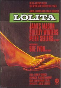 Lolita (Stanley Kubrick, 1962)
